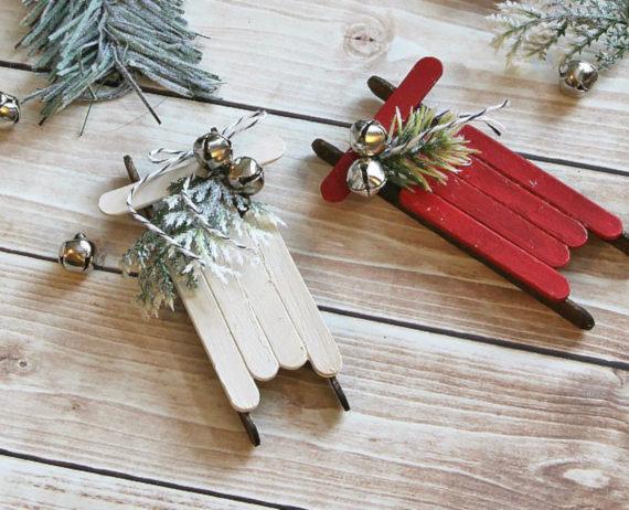 Christmas Decorations To Make Yourself.15 Wonderful Christmas Ornaments You Can Make Yourself
