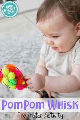 20 DIY Fine Motor Baby Activities: 6-12 months | Joyful Bunny