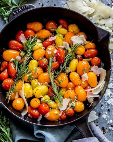 An Easy Healthy Side Dish: 10 Easy & Healthy Vegetable Side Dishes That Will Impress